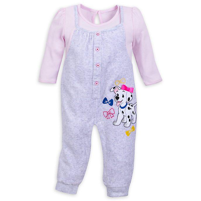 Disney Store Body rose Les 101Dalmatiens pour bébés