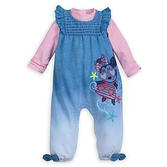 Conjunto camiseta y mono Minnie para bebé, Disney Store