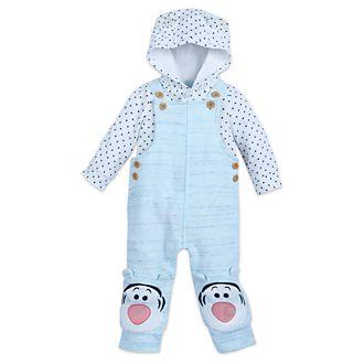 Disney Store Ensemble body et salopette Tigrou pour bébé