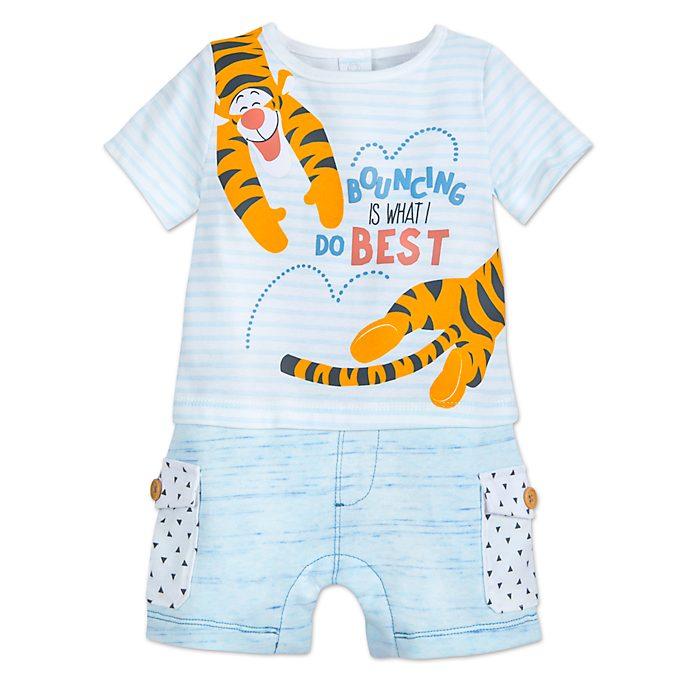 Body Tigger para bebé, Disney Store