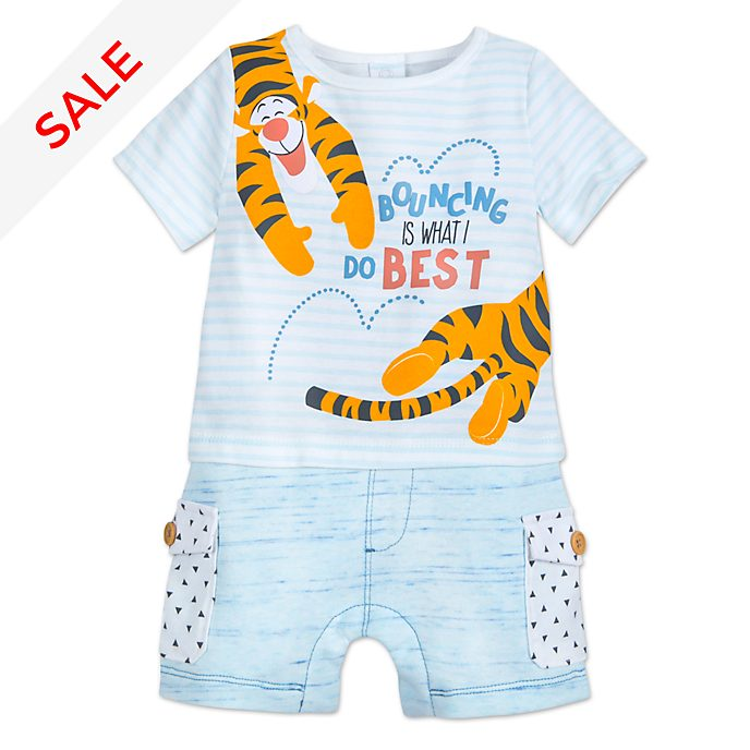 Disney Store Tigger Baby Body Suit