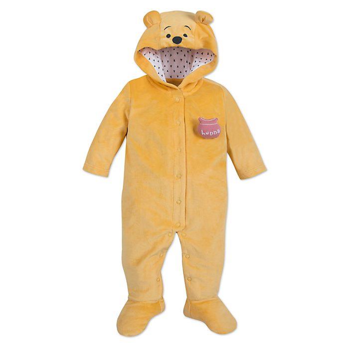 Disney Store Winnie the Pooh Baby Costume Body Suit