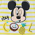 Disney Store Ensemble T-shirt et short Mickey pour bébés