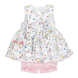 bb9f3033999 Disney Store Winnie the Pooh Baby Dress and Bloomers Set