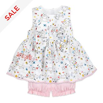 Disney Store Winnie the Pooh Baby Dress and Bloomers Set