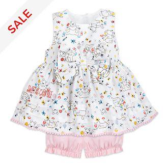 Disney Store - Winnie Puuh - Set aus Kleid und Pumphöschen für Babys
