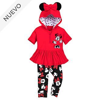 Conjunto camiseta y leggings Minnie para bebé, Disney Store