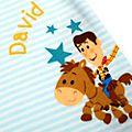 Disney Store Barboteuse Toy Story pour bébé