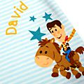Disney Store Toy Story Baby Romper