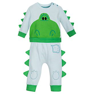 Disney Store Rex Baby Top and Bottoms Set