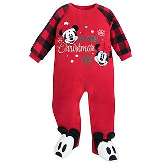 Disney Store - Holiday Cheer - Micky und Minnie - Warmer Baby Body