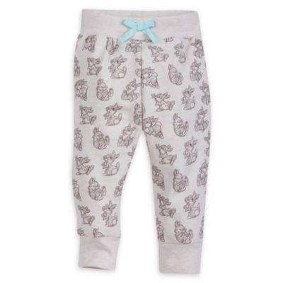 Thumper Baby Short-Sleeved Top and Bottoms Set
