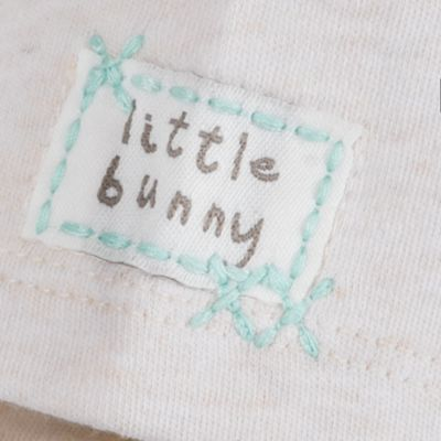 Ensemble pantalon et haut à manches courtes Pan-Pan pour bébé