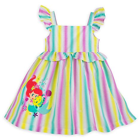Robe d'été La Petite Sirène pour bébés