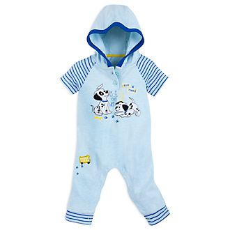 Disney Store 101 Dalmatians Baby Romper