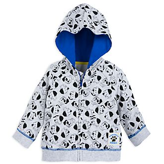 Disney Store 101 Dalmatians Baby Hooded Jumper