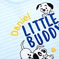 Disney Store Body bleu Les 101Dalmatiens pour bébés