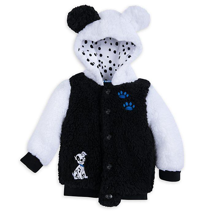 Disney Store Blouson à capuche Les 101Dalmatiens pour bébés