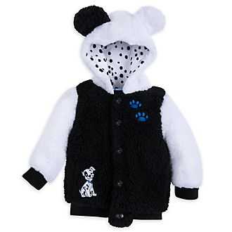Disney Store 101 Dalmatians Baby Hooded Jacket