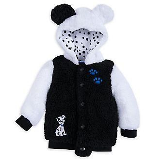 Chaqueta con capucha 101 Dálmatas para bebé, Disney Store