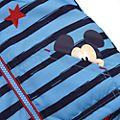 Disney Store Mickey Mouse Baby Raincoat