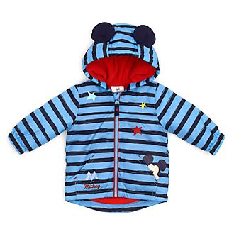 Disney Store Mickey Mouse Baby Raincoat