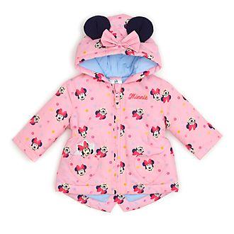 Disney Store - Minnie Maus - Regenmantel für Babys