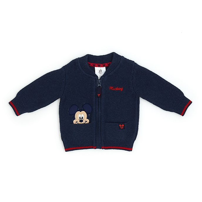 Disney Store Mickey Mouse Baby Sweater