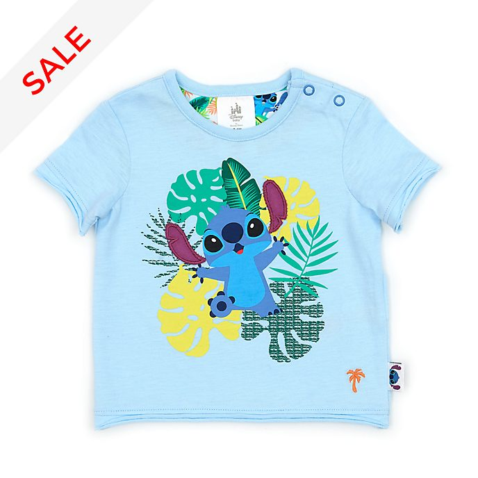Disney Store Stitch Baby T-Shirt