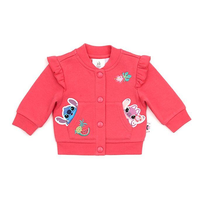 Disney Store Stitch and Angel Baby Jacket