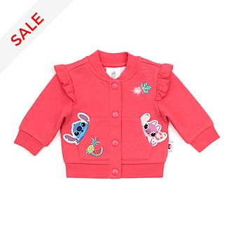 Disney Store Stitch and Angel Baby Jacket