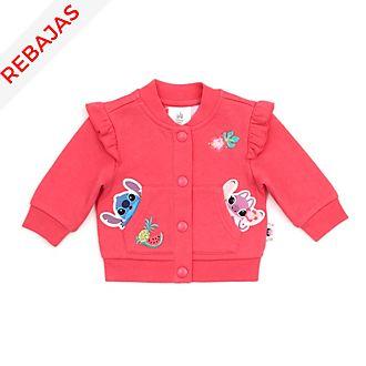 Chaqueta Stitch y Ángel para bebé, Disney Store