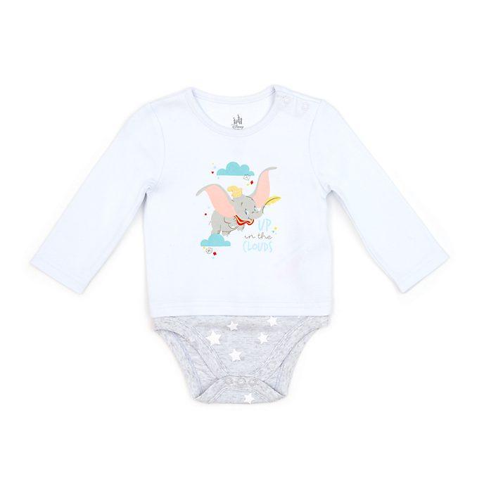 Disney Store Body Dumbo gris pour bébé