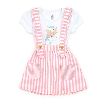 Conjunto pichi y body para bebé Dumbo, Disney Store