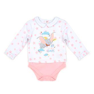 Disney Store - Dumbo - Baby Body in Pink