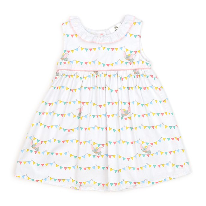 Disney Store Ensemble robe et culotte Dumbo pour bébé