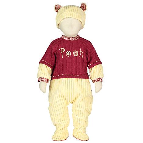 Set baby tutina e cappellino Winnie the Pooh