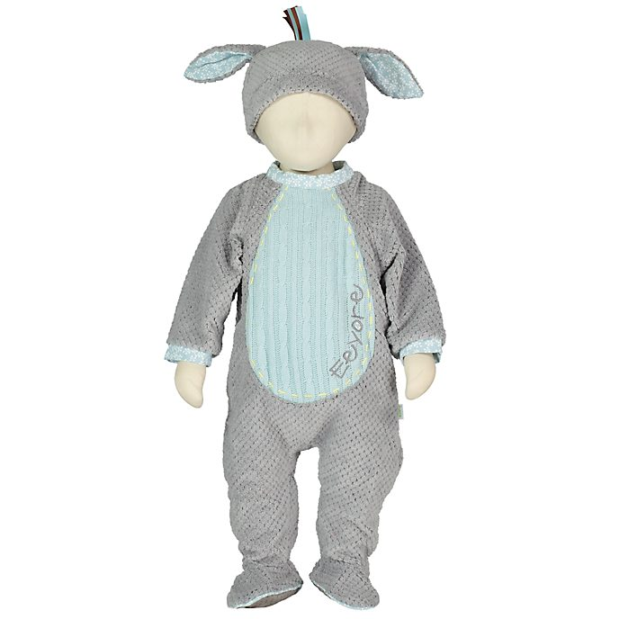 Eeyore Baby Body Suit and Hat Set