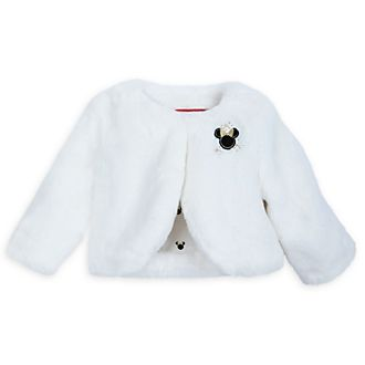 Disney Store - Share the Magic - Minnie Maus - Flauschige Babyjacke
