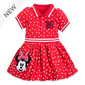 Disney Store Minnie Mouse Baby Dress