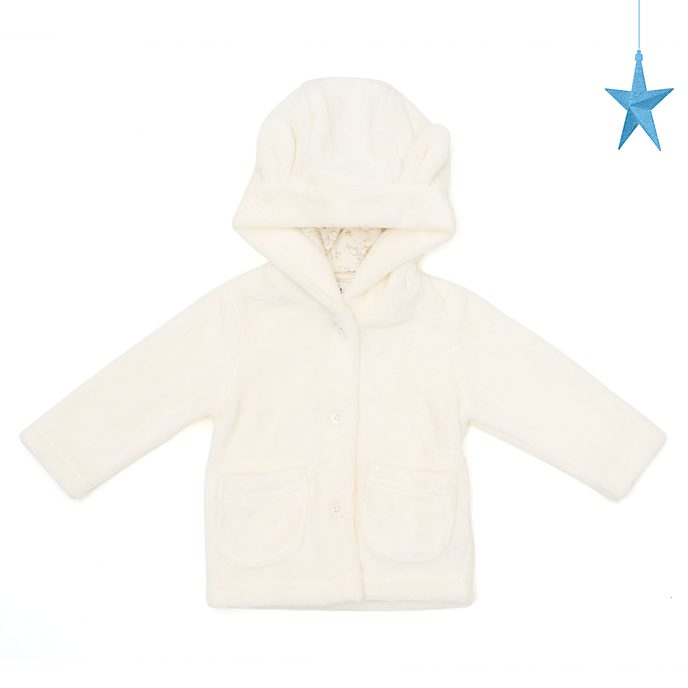 Disney Store Bambi and Dumbo Baby Hooded Jacket