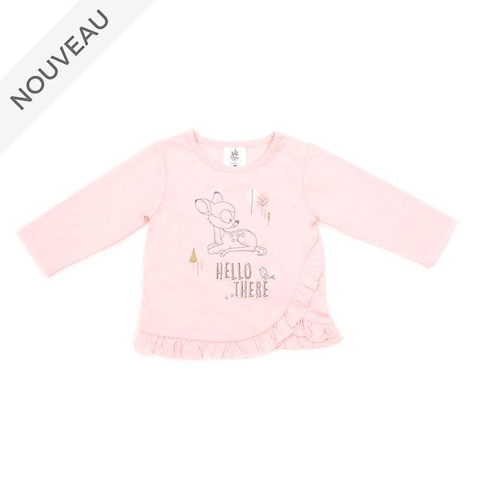 Disney Store T-shirt Bambi pour bébé
