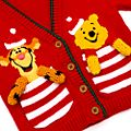 Disney Store Winnie the Pooh and Tigger Share the Magic Baby Christmas Cardigan