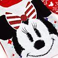 Disney Store Pull de Noël Minnie Mouse pour bébés, Share the Magic