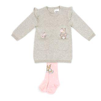 Conjunto de vestido y leotardos para bebé Conejita, Disney Store