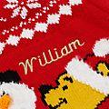 Disney Store - Winnie Puuh - Holiday Cheer - Pullover für Babys