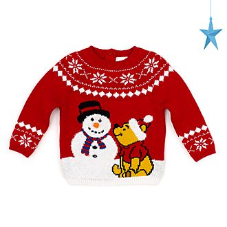 Maglioncino baby Holiday Cheer Winnie the Pooh Disney Store