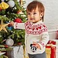 Rebeca para bebés Minnie Mouse, Holiday Cheer, Disney Store