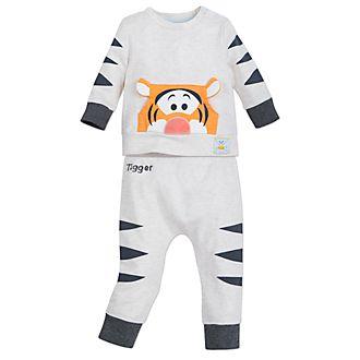 Disney Store Tigger Baby Sweatshirt and Bottoms Set