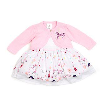 Disney Store - Mary Poppins Returns - Set mit Kleid und Strickjacke für Babys